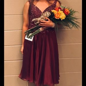 Homecoming/Pageant Dress